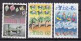 Aruba  1990  fauna  MI 83-85  MNH  w59