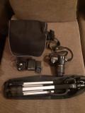 Aparat foto Nikon D80 cu accesorii