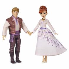 Set 2 papusi Frozen 2 Anna si Kristoff