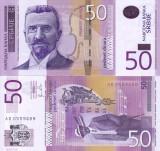 SERBIA 50 dinara 2011 UNC!!!