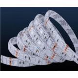Banda LED RGB IP20 12V 14.4W/M 60 LED/M 5050 – Rola 5 m