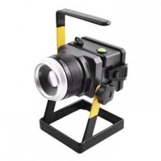 Proiector cu stativ X-Balog BL-2144T, 100 W, LED