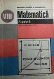 Matematica Algebra manual clasa a VIII-a