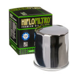 Filtru Ulei HF303 Cromat Hiflofiltro Honda Kawasaki Yamaha Polaris Cod Produs: MX_NEW HF303CPE