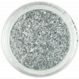 Confetti argintiu deschis - fâşii
