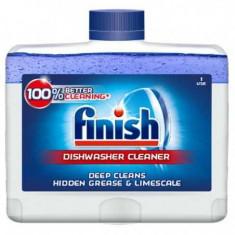 Solutie pentru curatat masina de spalat vase Finish 250 ml
