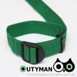OutyMan Chinga Compresie 143 cm ATOM L  Catarama Clema 25mm Verde Pastel OA0122