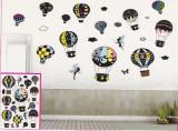 Cumpara ieftin Sticker decorativ 5D Baloane colorate