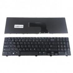 Tastatura laptop Dell Inspiron N5521 Neagra US originala second hand