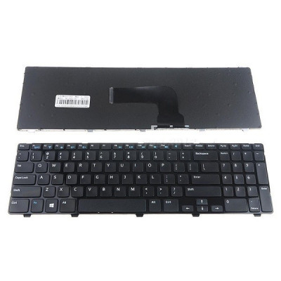 Tastatura laptop Dell Cod produs PK130SZ3A00 Neagra US originala second hand foto