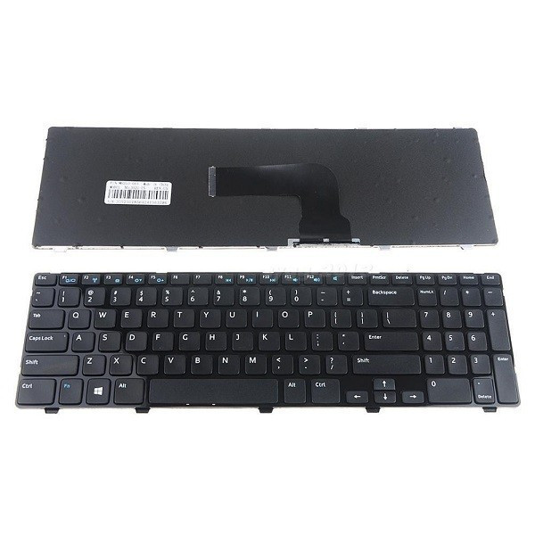 Tastatura laptop Dell Cod produs PK130SZ3A00 Neagra US originala second hand