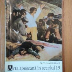 ARTA APUSEANA IN SECOLUL 19-N.V.IAVORSKAIA