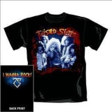 TWISTED SISTER I Wanna Rock (tricou)