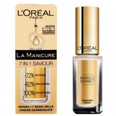 Ser 7 In 1 Pentru Unghii Deteriorate L oreal La Manicure 5 ml