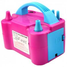 Pompa electrica pentru umflat baloane si obiecte gonflabile, 220V, 600W