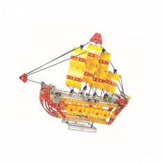 Set de constructie - Vapor - 455 piese metalice
