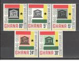 Ghana.1966 20 ani UNESCO  DX.44, Nestampilat