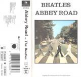 Caseta The Beatles – Abbey Road, originala, sigilata, holograma