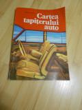 TAMARA RADU--CARTEA TAPITERULUI AUTO