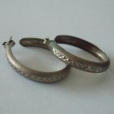 Cercei argint vintage -944