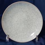 Farfurie de colecție portelan Chinezesc aniversară 1899 -1999