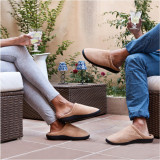 Papuci de casa Gel Slippers cu talpa gel relax