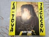 La Toya Jackson - Bad Girl (Vinyl/LP)[Stare excelenta], VINIL, electrecord