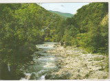 Bnk cp Baile Herculane - Valea Cernei - circulata, Printata