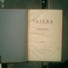 Igiena - Doctorul Urechia