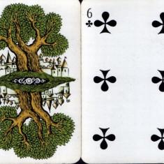set 36 cărţi joc (de la 6 în sus)