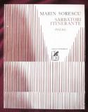 """SARBATORI ITINERANTE. Poeme"", Marin Sorescu, 1978, Alta editura"