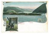 4831 - ADA-KALEH, Litho, Romania - old postcard - used - 1901, Circulata, Printata
