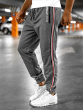 Pantaloni de trening gri bărbați Bolf Q3886