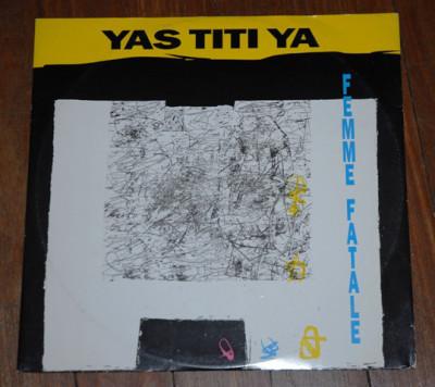 Yas Titi Ya - Femme Fatale (Vinyl) foto