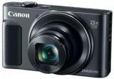 Aparat Foto Digital Canon PowerShot SX620 HS, 20.2MP, Filmare Full HD, Zoom optic 25x (Negru) + Husa + Card 8GB