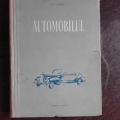 AUTOMOBILUL - V.I. ANOHIN
