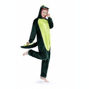PJM17-12 Pijama intreaga kigurumi, model dinozaur