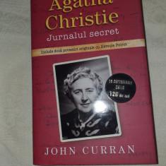 JOHN CURRAN - AGATHA CHRISTIE: JURNALUL SECRET