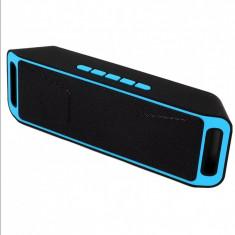 Boxa portabila Bluetooth cu acumulator, XY-208, USB, SD, FM, 1800mAh, diferite...