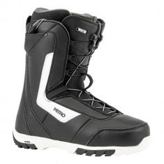 Boots Snowboard Nitro Sentinel TLS Black 2020