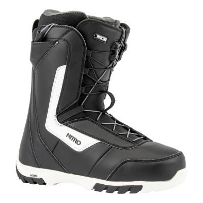 Boots Snowboard Nitro Sentinel TLS Black 2020 foto