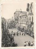 Mare manifestatie 1 mai 1949 Campulung Moldovenesc