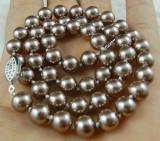 Colier perle sea shell sampanie