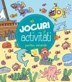 Jocuri și activități pentru vacanță (5-7 ani)