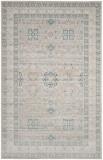 Covor Oriental & Clasic Aubry, Gri/Albastru, 160x230, Safavieh