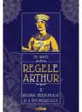 Regele Arthur (Vol. II) Regina văzduhului și a întunericului