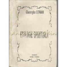 Ecologie Spirituala - Gheorghe Coman
