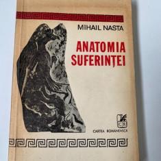 Anatomia Suferintei - de Mihail Nasta