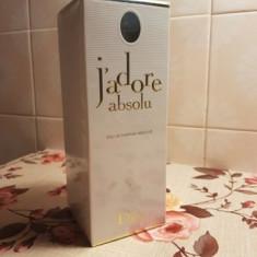 J'adore Absolu Dior 75 ml parfum femei