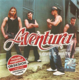 CD Aventura ‎– Love & Hate, original